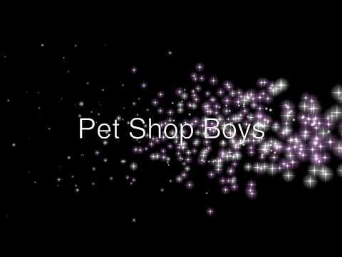 Pet Shop Boys - Later Tonight (Blade Reworked Mix)