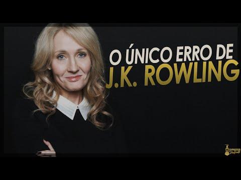 Trailer do filme J. K. Rowling: Um Ano na Vida