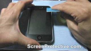 How to Remove Bubbles from Screen Protector