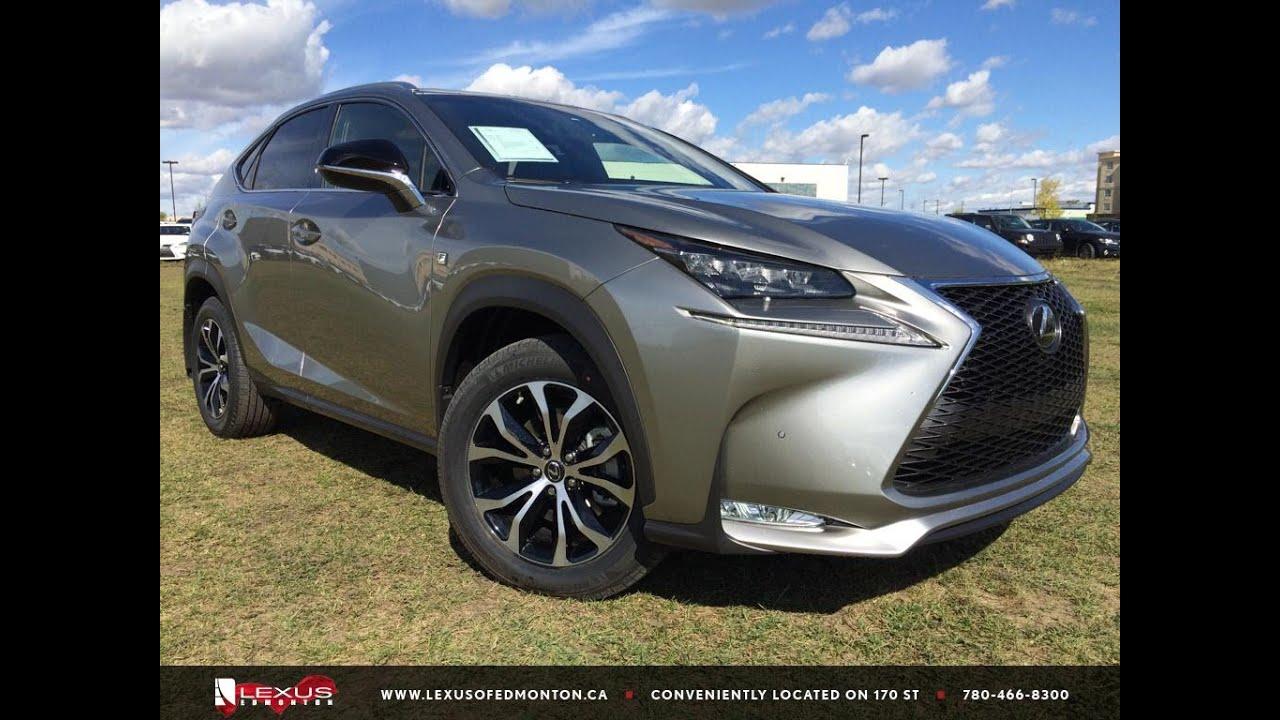 2017_lexus_nx-200t_4dr-suv_f-sport_fq_oem_3_815 2017 Lexus Nx 200t Awd Review
