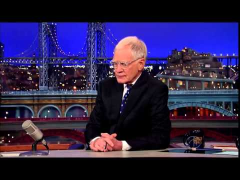 David Letterman's - Final Thank You and Good Night
