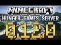 Minecraft PE 0.12.0/0.12.1 Hunger Games Server! (Pocket Edition)