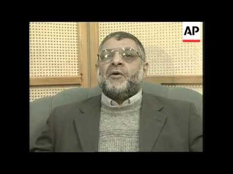 Palestinian, Hamas reax to suicide bombings