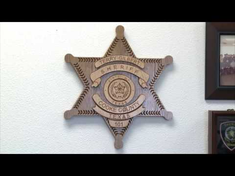 Two candidates face off for Cooke County Sheriff