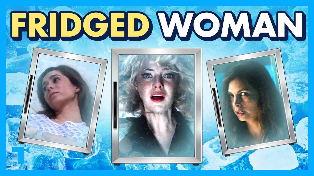 The Women in Refrigerators Trope, Explained