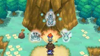 Pokemon Black & White 2: Changing Keldeo's Form