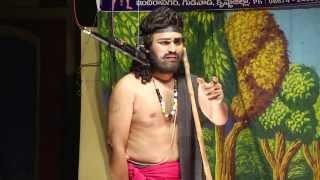 HARICHANDRA Jr.D V SUBBARAO (kaati scene)