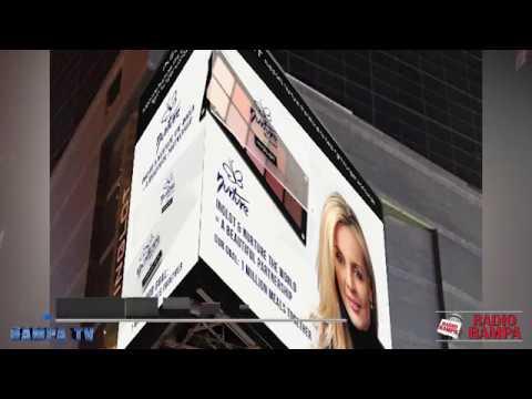 Nurture the World - Times Square