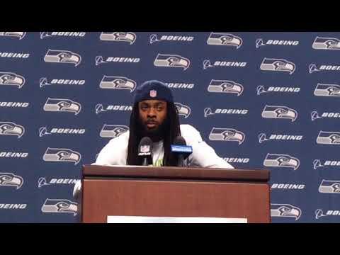 "Seahawks Richard Sherman: Defense playing ""outstanding football"""