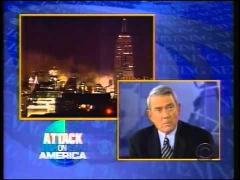 9/11 News Sept 12 2001 CBS Boston Coverage 130 am to 200 am WSBK News