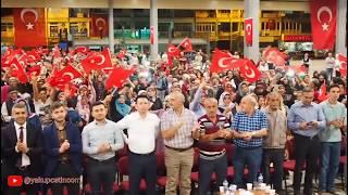 Bozkır'da 15 Temmuz Demokrasi Ve Milli Birlik Günü - yakupcetincom