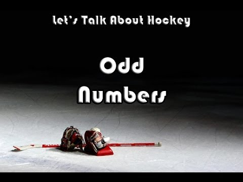 Let's Talk About Hockey (Odd Numbers)