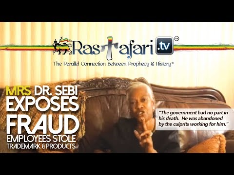 ALERT! Mrs  Dr  Sebi Exposes Employees Stole Their Company