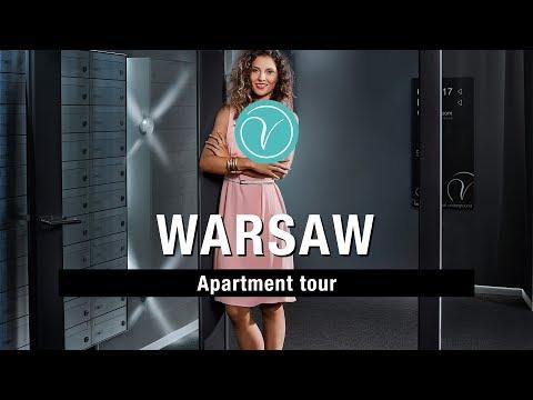 Warsaw serviced apartment tour