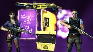 UNKILLED - Opening VIP-Chests   How to Get Epic Weapons Fast