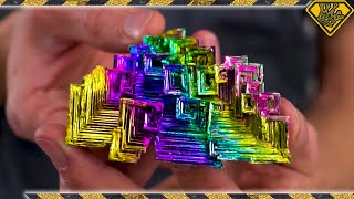 Download What the Heck is Bismuth? (Growing Metal Crystals) Mp3 and Videos