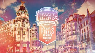 Four Teams, One Title. Madrid, Here We Come! thumbnail