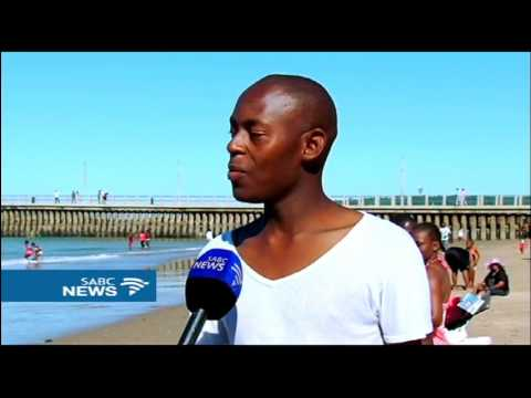 Durban's beaches attract thousands of tourists on Easter weekend