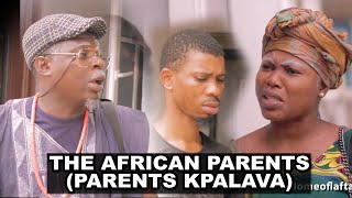 AFRICAN PARENT HOME WORK - Homeoflafta Comedy