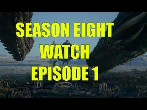 Game of thrones season 8 episode 1 streamango
