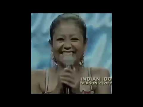 Neha Kakkar First Audition Video Youtube