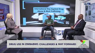 THE INTERNATIONAL DAY AGAINST DRUG ABUSE AND ILLICIT TRAFFICKING