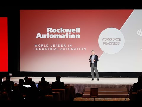 Blake Moret Shares the Rockwell Automation Vision