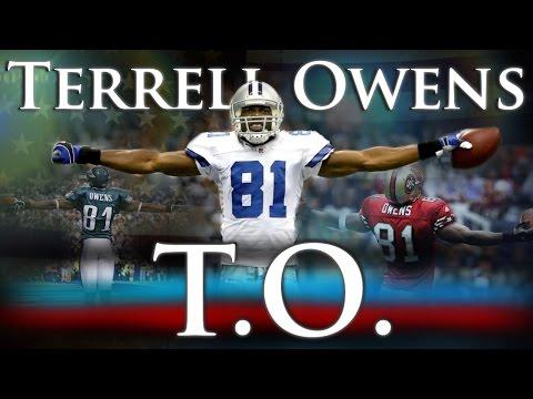 Terrell Owens - T.O.