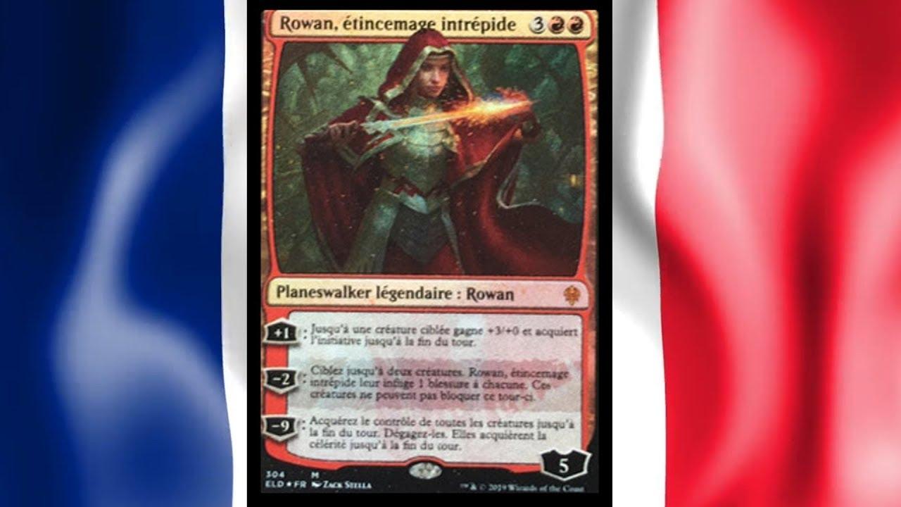 Throne of Eldraine Major Planeswalker Cards Leaked!