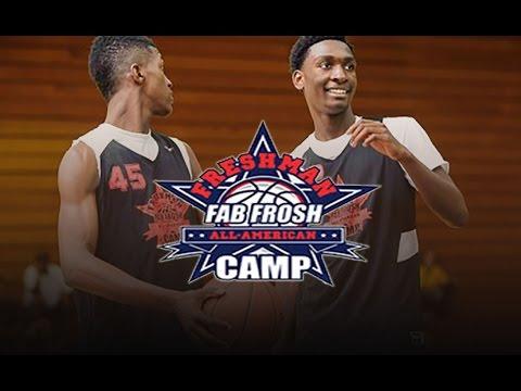 Fab Frosh Camp Top 20 Allstar Game