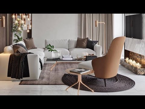 HOME DECOR / Interior Design Living Room 2019