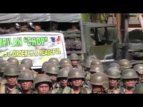 "6th Infantry ""Kampilan""Division - Philippine Army (PA) 