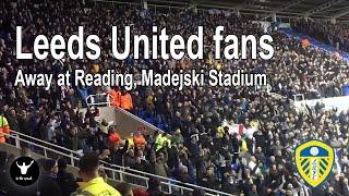 Скачать Leeds United Fans Away At Reading 2018 19