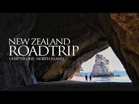 New Zealand Road Trip - North Island