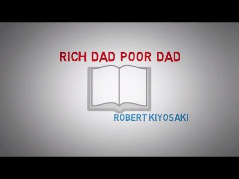 Rich Dad Poor Dad - Robert Kiyosaki - Book Review