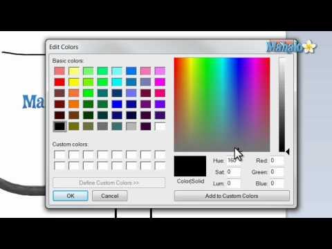 Learn Windows 7 Paint