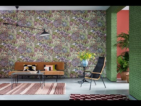 Luxury Ardmore Wallpaper Collection from Cole and Son