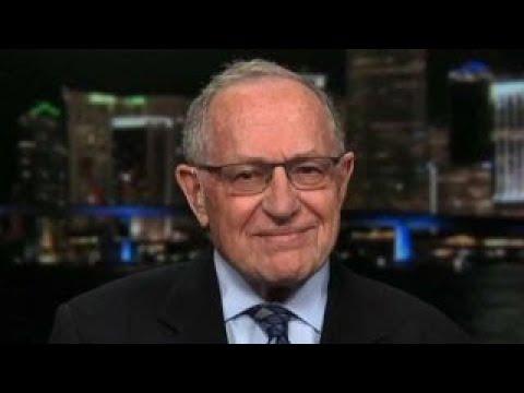 Dershowitz speaks out