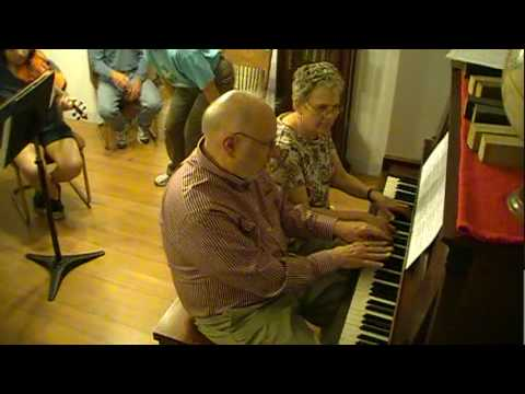 Ragtime Party -- Possum and Taters, a Ragtime Feast