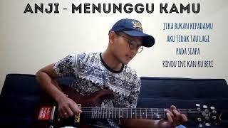 Anji - Menunggu Kamu (Cover By Bobby Kresna) Plus Lirik