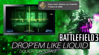 BATTLEFIELD 3 ↪ MISSION COOP N°5 - DROP