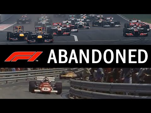 5 Abandoned F1 Tracks That Should Return