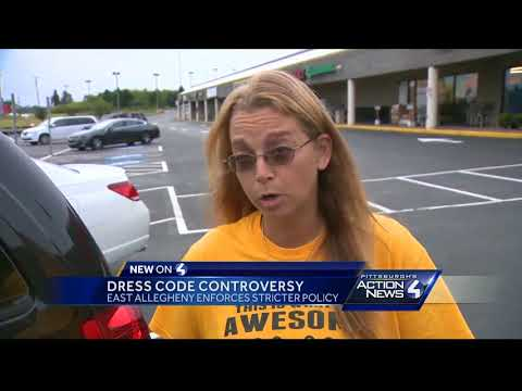 Parents divided over East Allegheny uniform dress code