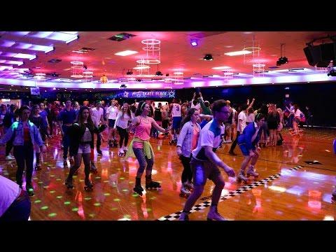 '80s Skate Night