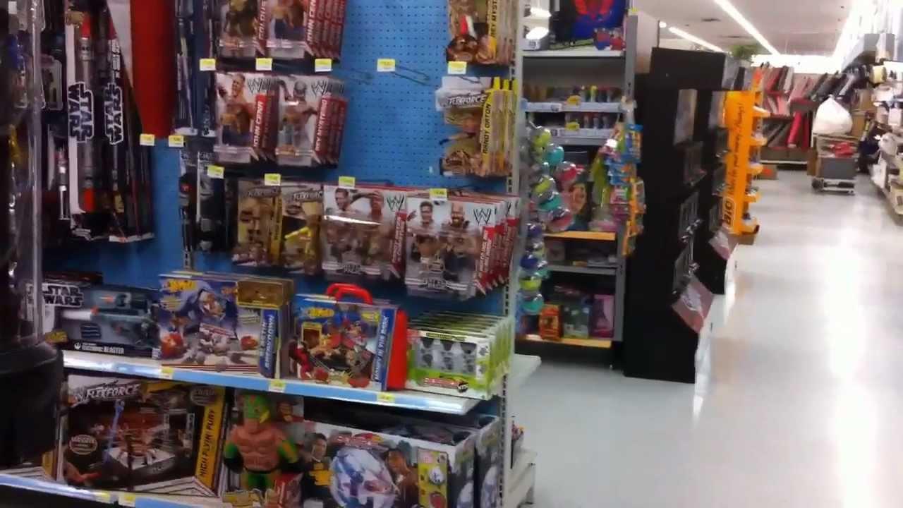 Wwe Action Insider Walmart Wrestling Aisle Figure Review Mattel