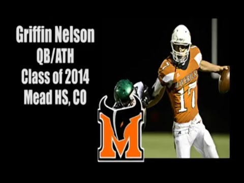 Griffin Nelson SR Highlights Weeks 1-6