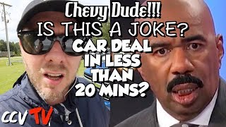 Can You Really Buy a Car in Under 20 Minutes? ( IN THE YEAR 2018-2019 ) thumbnail
