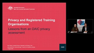 Privacy and Registered Training Organisations — Lessons from an OAIC privacy assessment thumbnail