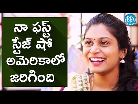 Mohana Bhogaraju Exclusive Interview || Melodies And Memories
