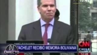 Perú Pedirá Memoria de Bolivia Contra Chile en Corte de La Haya
